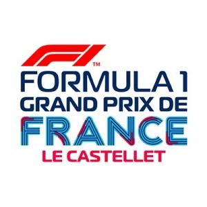 Lot 3 - GP de France de Formule 1 - Super lot !