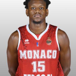 Lot 11 - Wilfried Yeguete, basket (AS Monaco)