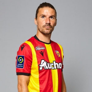 Lot 13 - Yannick Cahuzac, football (RC Lens)
