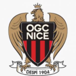 Lot 14 - OGC Nice, football
