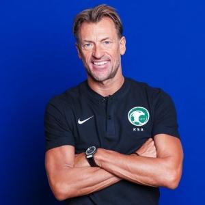 Lot 21 - Hervé Renard, football (Arabie Saoudite)