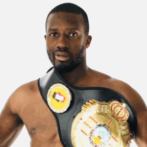 Lot 22 - Cheik Sidibé, boxe muay thai