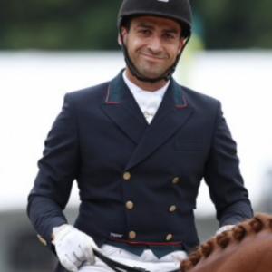 Lot 28 - Alexandre Ayache, équitation (France)
