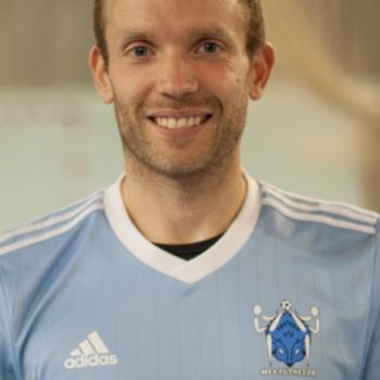 Vincent Voisinot, le président de la fédération française de futnet, capitaine de l'équipe de France